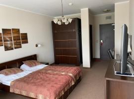 Na Fali I, hotel with jacuzzis in Kołobrzeg