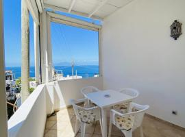 Centrale con terrazza, apartment in Capri