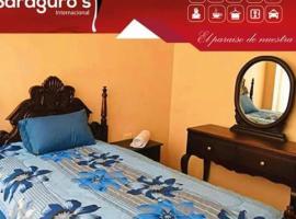 HOTEL SARAGURO, S, hotel em Loja