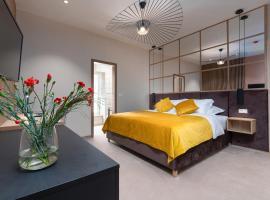 Exclusive rooms in Casa Manzolin, apartment in Poreč