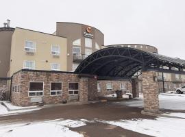 Comfort Inn & Suites Medicine Hat, hotel em Medicine Hat
