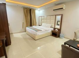 سما بارك للوحدات السكنية المفروشة فرع الرياض, hotel em Riyadh