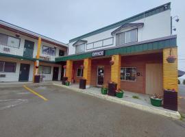 Kootenay Country Inn, motel in Cranbrook
