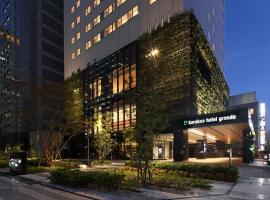 karaksa hotel grande Shin-Osaka Tower, hotel near TKP Garden City Shin Osaka, Osaka