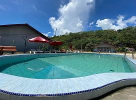 SPOT ON 90279 Kinomulok Garden, hotel in Ranau