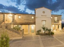 Villa Sant'Angelo, hotel Alba Adriaticában
