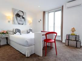 Hôtel Colette Cannes Centre, boutique hotel in Cannes