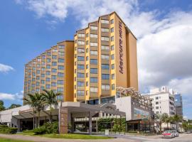 Mercure Florianopolis Convention, hotel near Museum of Image and Sound, Florianópolis