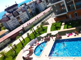 Студия в 50м от моря, отель в Сочи