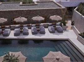 Habitat Mykonos All Suite Hotel, hotel near Livada Beach, Agios Stefanos