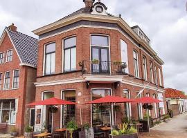 Hotel Anne-Klare, hotel near Wolvega Station, Joure