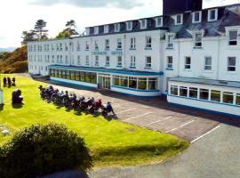Lochalsh Hotel, hotel in Kyle of Lochalsh