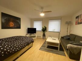 City Apartment in bester Wohnlage, hotel in Mannheim