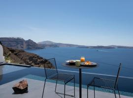 Abyss Santorini, hotel in Oia
