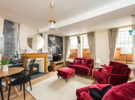 Struthers Apartment by National Trust Scotland, budget hotel in Edinburgh