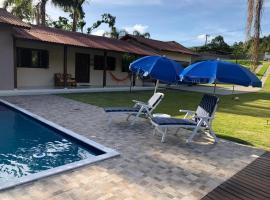 Recanto Alto Paraíso, casa de temporada em Florianópolis