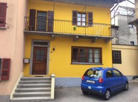 Verzaschina, Hotel in der Nähe von: Sportzentrum Centro Sportivo Nazionale della Gioventù, Gordola