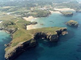 Vistamar playa Barru, room in Barro de Llanes
