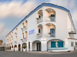 Hotel Poseidonia Mare, hotell i Paestum