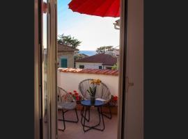 Caramico Room, spa hotel in Castellabate