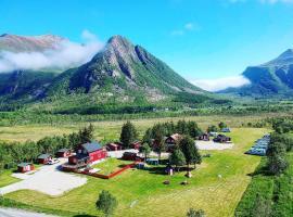 Reipå Camping, hotel in Reipå