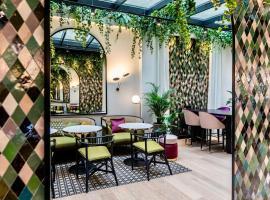 Best Western Plus Crystal, Hotel & Spa, hôtel à Nancy