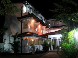 Tharusha Holiday Inn, hotel in Galle