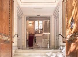 Villas Foch Boutique Hotel & Spa Bordeaux, hotel in Bordeaux