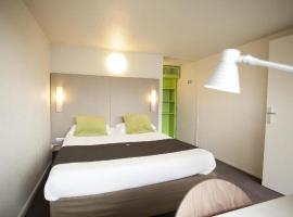 カンパニール エブリー エスト サン ジェルマン レ コルベイユ、サン・ジェルマン・レ・コルベイユのホテル
