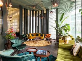 Hotel2Stay, apartment in Amsterdam