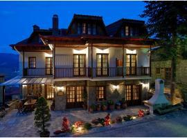 Hotel Kassaros, hotel in Metsovo