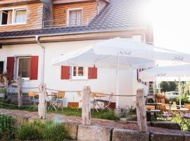 Schwäbisches Caféhaus Alte Kass, hotel in Neidlingen