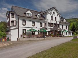 Hotel Start, hotel v destinaci Špindlerův Mlýn