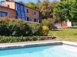 Villa Aix en Provence proche centre piscine privée jacuzzi pour 10 personnes, hotel with jacuzzis in Aix-en-Provence