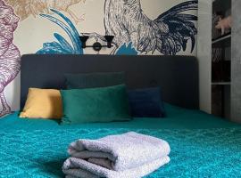 Kępina Zdrój - domki do wynajęcia – hotel w mieście Ostrów