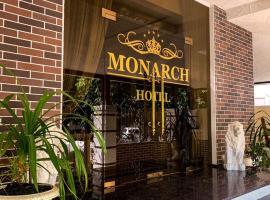 Отель Monarch, отель в Геленджике