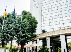Pullman Bucharest World Trade Center, отель в Бухаресте