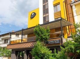 Хотел Камъните, hotel in Burgas