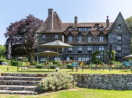 Les Jardins de Coppélia, hotel near Honfleur's Old Harbour, Pennedepie