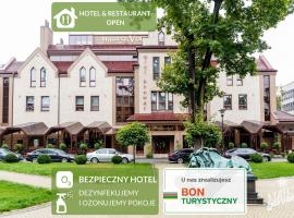 Hotel Silvia Gold Gliwice – hotel w mieście Gliwice