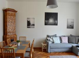 Airstay Prague : DeLuxe Apartment Old town, pet-friendly hotel in Prague
