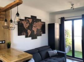 Studio climatisé avec balcon face aux arènes d'Arles, apartment in Arles