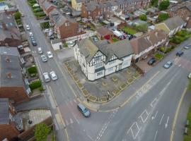 2B SPV Double En-suite Room, hotel near Belle Vue, Wakefield
