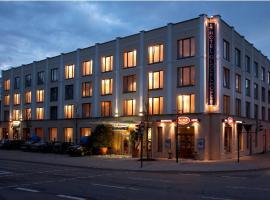 Hotel Glöcklhofer, Hotel in Burghausen