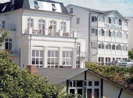 Pension Villa Elisabeth, Pension in Sassnitz