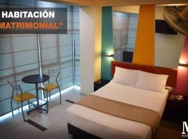 Hotel Colors Canada, hotel near Monumental U Stadium, Lima