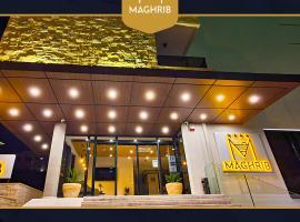 Hotel Maghrib, hotel u Ulconju