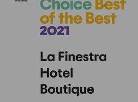 La Finestra Spa Hotel Boutique, hotel in La Vega
