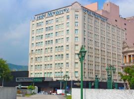 Hotel Monterrey Macroplaza, Hotel in Monterrey