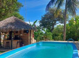 Casa Suiça Brasileira, hotel with pools in Jericoacoara